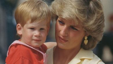 Photo of Princess Diana predicted that Prince Harry would one day move to the US