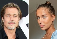 Photo of Brad Pitt and Nicole Poturalski Are in 'Early Days' But 'Enjoying' Their Time Together