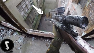 Photo of Factory Assault Sniper Mission – OVERPOWERED Airsoft L96