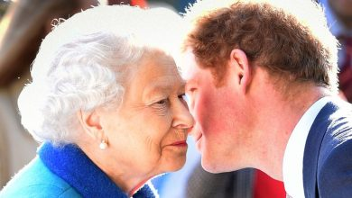 """Photo of Queen Elizabeth Remains """"One of the Most Important Women"""" in Prince Harry's Life"""