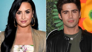 Photo of Demi Lovato and Max Ehrich break off engagement
