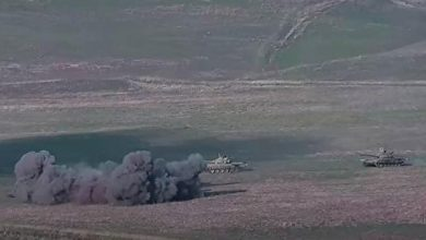 Photo of Heavy fighting breaks out between Azerbaijan and Armenia