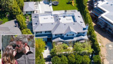 Photo of Ben Affleck to move girlfriend Ana de Armas into $20M 'dad pad'