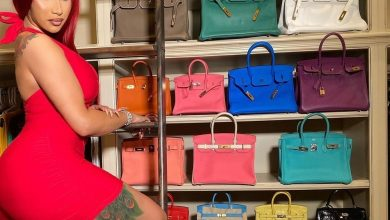 Photo of Cardi B slams racist reactions to her Birkin bag collection