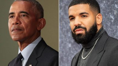 Photo of Barack Obama says Drake has his 'stamp of approval' to play him in a biopic