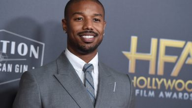 Photo of Michael B. Jordan named 'Sexiest Man Alive' by People magazine