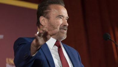 Photo of Come with me if you want to live': Arnold Schwarzenegger celebrates COVID-19 vaccination with 'Terminator' quote