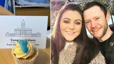 Photo of Harry Potter Actor Devon Murray Welcomes His First Baby
