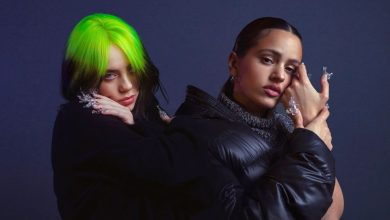 Photo of Billie Eilish and Rosalía Team up for 'Beautiful,' Haunting Spanish Duet 'Lo Vas a Olvidar'