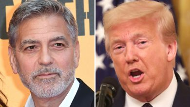 Photo of George Clooney Says the Capitol Riots Put Donald Trump and His Family 'in the Dustbin of History'