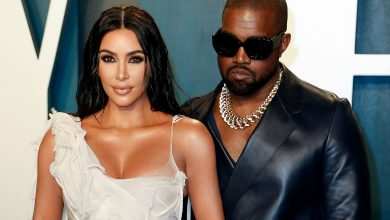 Photo of Kim Kardashian files for divorce from Kanye West after 6 years of marriage