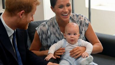 Photo of Meghan Markle's Name Was Removed From Archie's Birth Certificate But Not at Her Request