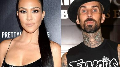Photo of Kourtney Kardashian Makes Her Relationship With Travis Barker Instagram Official