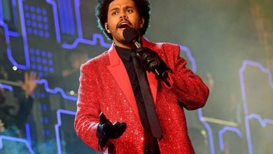 Photo of The Weeknd Lights Up the Super Bowl Halftime Show With Explosive Performance