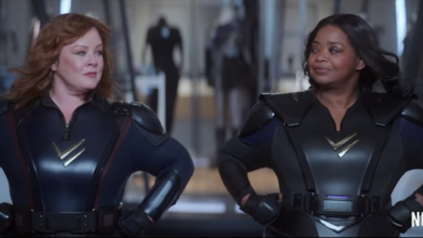 Photo of Melissa McCarthy and Octavia Spencer suit up in Netflix's Thunder Force trailer