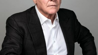 Photo of Anthony Hopkins Was Asleep in Bed When He Won the Best Actor Oscar: 'So Happy and So Grateful'