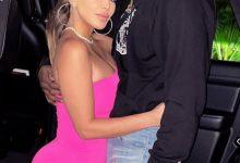 Photo of Larsa Pippen and Malik Beasley break up.
