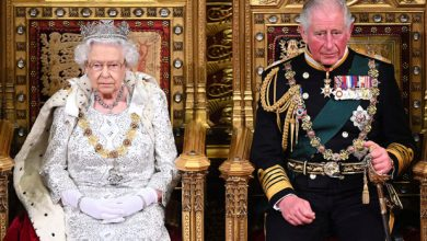 Photo of Prince Charles to step into Philip's role by Queen's side.