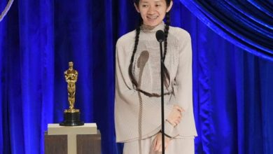Photo of Chloé Zhao Makes History With Best Director Win at 2021 Oscars
