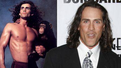Photo of Joe Lara, star of Tarzan: The Epic Adventures, dies at 58 in plane crash