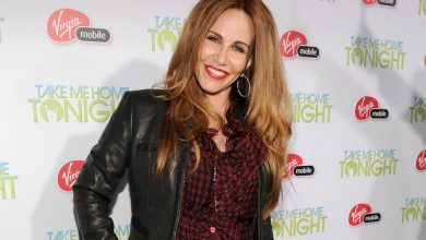 Photo of Tawny Kitaen, '80s actress and music video vixen, dead at 59.
