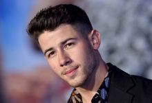 Photo of Nick Jonas hospitalized after sustaining injury on set of new project.
