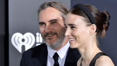 Photo of Joaquin Phoenix and Rooney Mara to Star in Lynne Ramsay's Next Movie