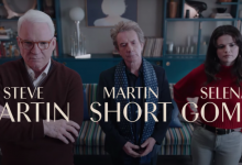 Photo of Steve Martin, Selena Gomez, and Martin Short Investigate a Murder in First Teaser for New Hulu Series