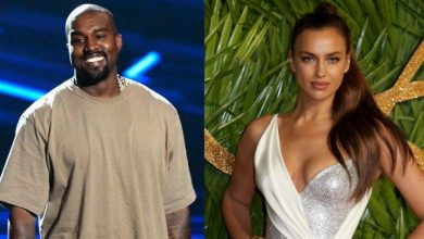 Photo of Kanye West and Irina Shayk Spotted Together for the First Time Since France Vacation