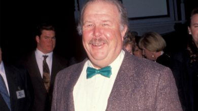 Photo of Actor Ned Beatty dead at 83.