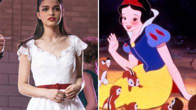 Photo of Rachel Zegler to star Disney's live-action 'Snow White' remake.