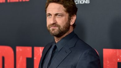 Photo of Gerard Butler sues producers of 2013 film 'Olympus Has Fallen' for $10M.