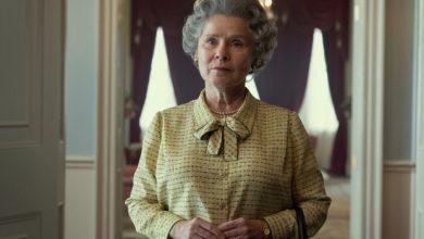 Photo of 'The Crown' first look: Imelda Staunton plays a stoic Queen Elizabeth.