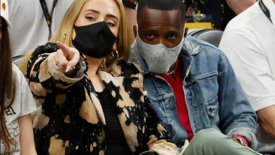 Photo of Is Adele dating NBA agent Rich Paul? Rumors fly after pair pictured together.