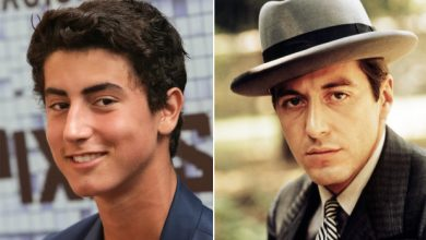 Photo of 'The Godfather' series 'The Offer' adds Anthony Ippolito as Al Pacino.