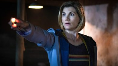 Photo of Jodie Whittaker, first female 'Doctor Who,' leaves after three seasons.
