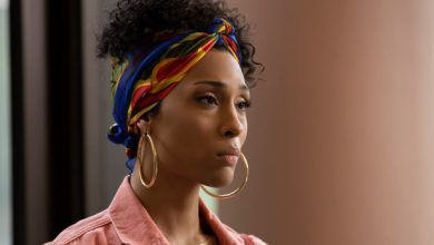 Photo of Mj Rodriguez is first trans woman nominated for lead Emmy Award.