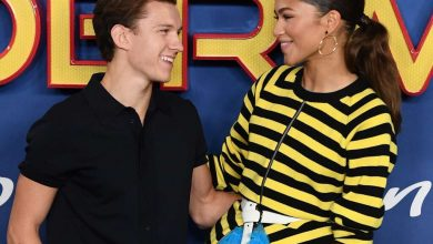 Photo of Zendaya and Tom Holland Confirm Romance With Steamy Makeout Session