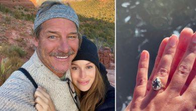 Photo of Ty Pennington engaged to Kellee Merrell: 'Glad I waited for the one'.