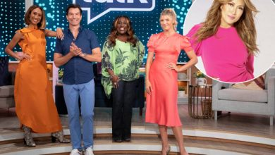 Photo of 'The Talk' is in search of a male co-host to replace Carrie Ann Inaba.