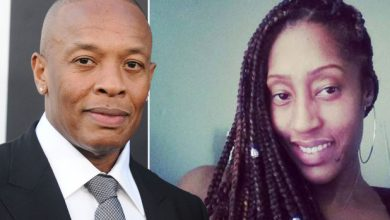 Photo of Dr. Dre's oldest daughter, LaTanya Young, says she's homeless, living out of her car.
