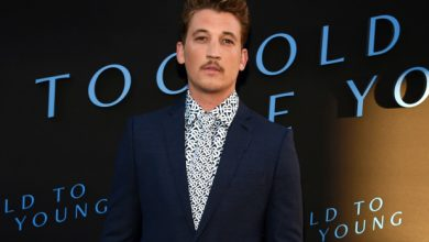 Photo of Actor Miles Teller tests positive for COVID, 'The Offer' shut down.