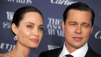 Photo of Angelina Jolie Just Shared a Rare Photo of Her Kids After Revealing She 'Feared' For Them Around Brad