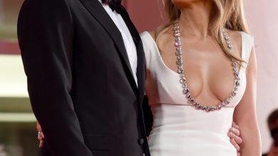 Photo of Ben Affleck and Jennifer Lopez make red carpet debut at Venice Film Festival.
