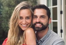 Photo of 'Love Is Blind' star Jessica Batten is engaged to Benjamin McGrath.