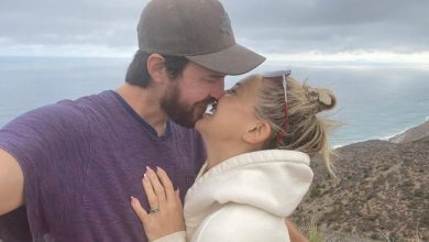 Photo of Kate Hudson is engaged to Danny Fujikawa after five years of dating.